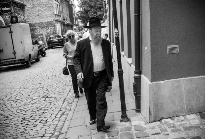 Do the walk of life in Kazimierz.