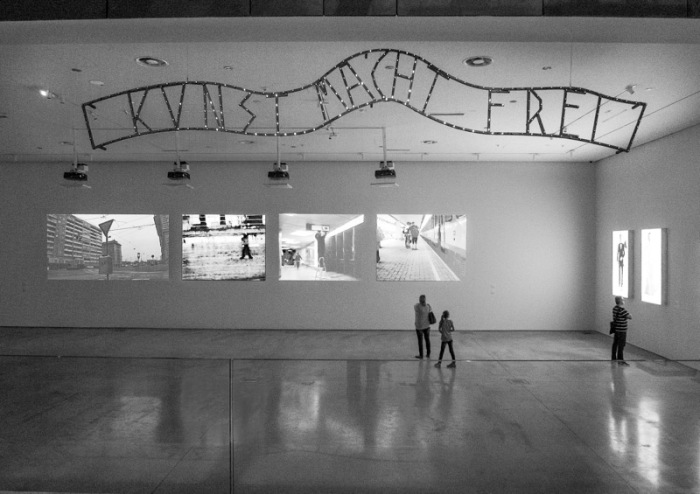Free your mind (and the rest will follow). At the Museum of Modern Art.