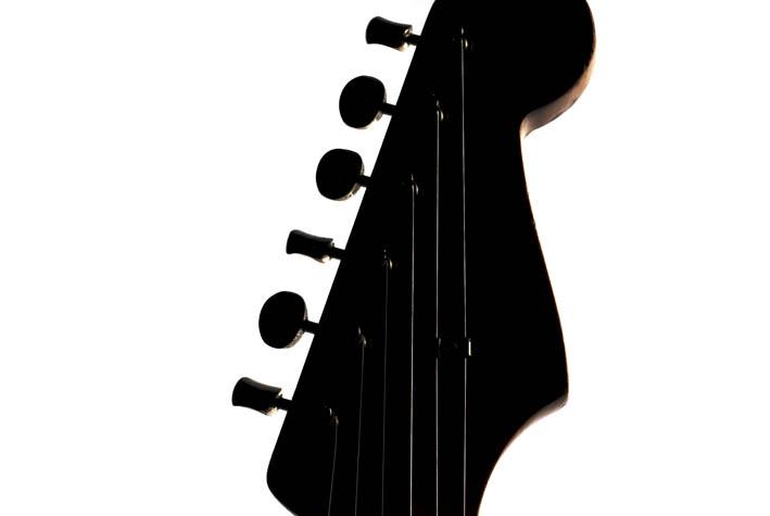 Foto: Jurek Holzer/Svenska Dagbladet 2007-12-23Fender Stratocaster 1962.